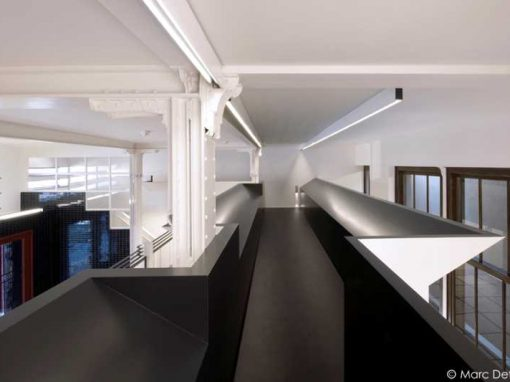 Fondation Marc Sleen, Musée de la BD à Bruxelles