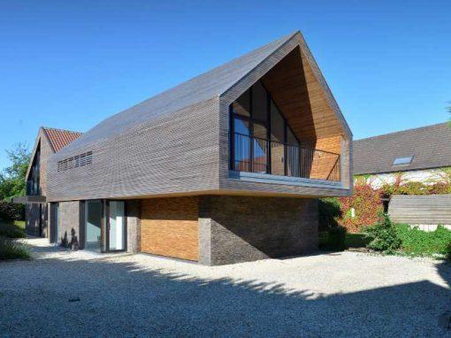 Extension d'une maison unifamiliale à Overijse