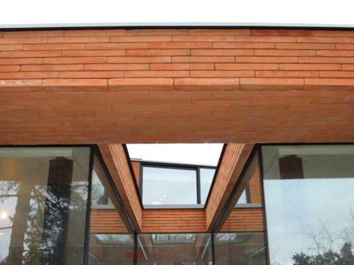 Maison contemporaine à Uccle