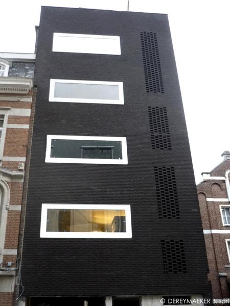 Immeuble d'appartements à Ixelles
